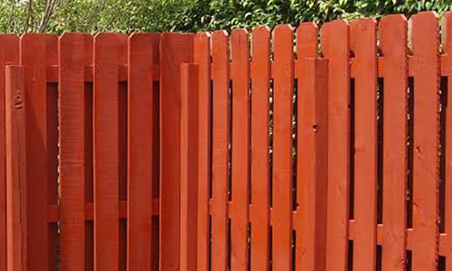 Fence Painting in Saint Petersburg FL Fence Services in Saint Petersburg FL Exterior Painting in Saint Petersburg FL